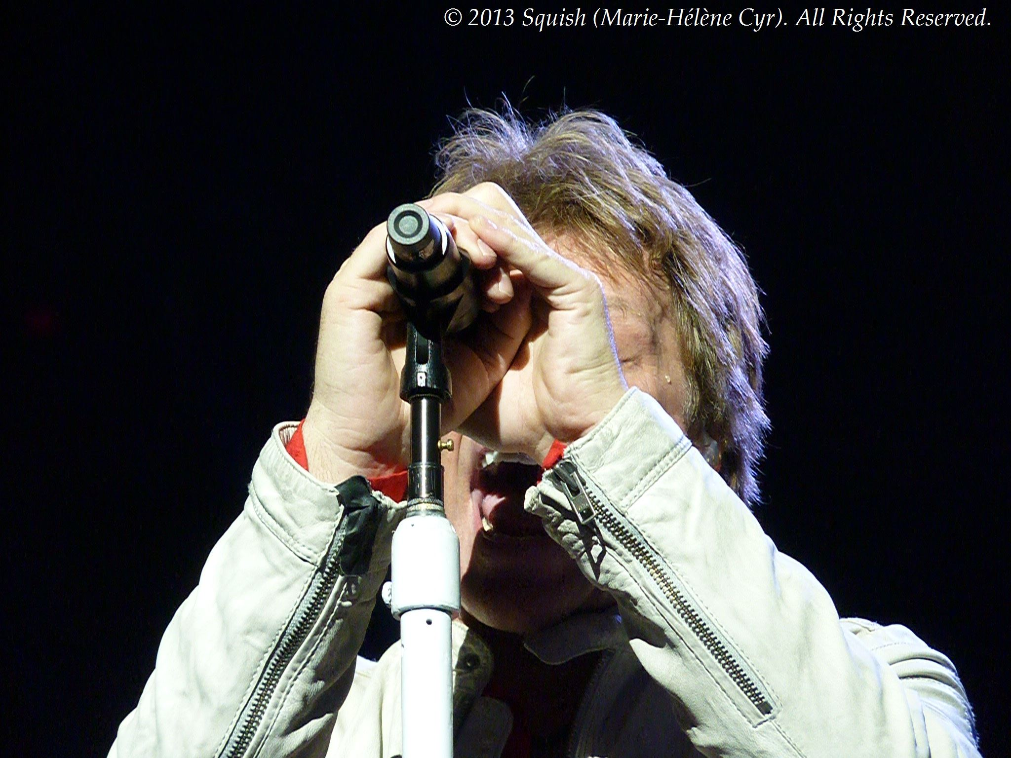Bon Jovi - Bell Centre, Quebec, Canada (February 13, 2013)